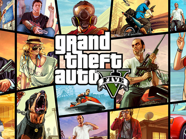 Download Grand Theft Auto V – How to play GTA 5 Manual